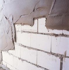 perete de silicat blocat
