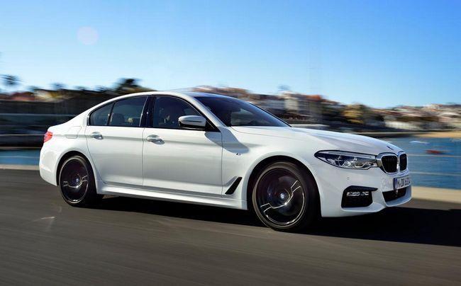 BMW 5: fotografii, specificații, recenzii