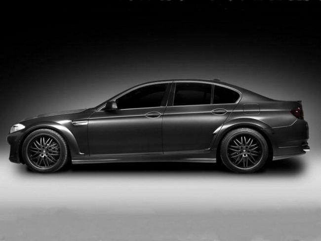 BMW F10 cu facelift