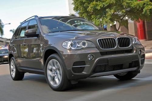 BMW X5 (2013) - viteză și calitate