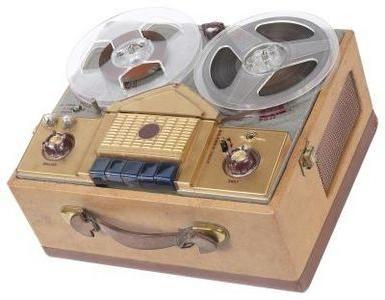 Înregistratorul de bobine este un mijloc de replicare a înregistrărilor interzise în URSS