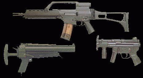 Arme de luptă - istoria apariției și altele