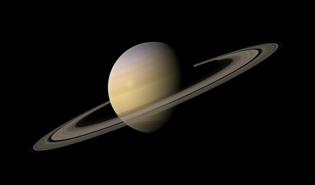 zeul planetei Saturn
