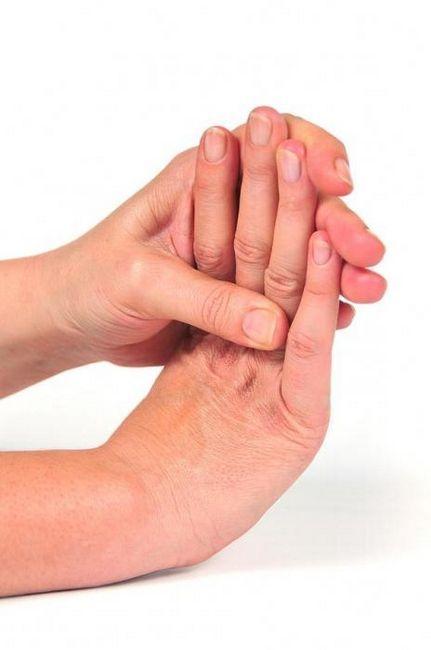 mâna dreaptă