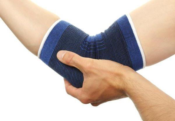 Brațul stâng doare de la cot până la încheietura mâinii