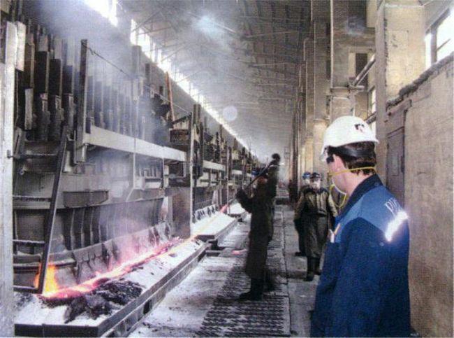 oao fabrica de aluminiu fântână