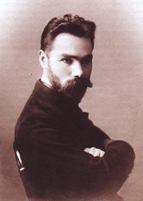 Bryusov Valery Yakovlevich, scurtă biografie și creativitate