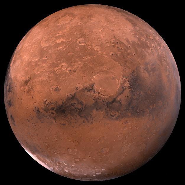 a fost o viață pe Marte