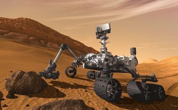viață pe Marte Statele Unite