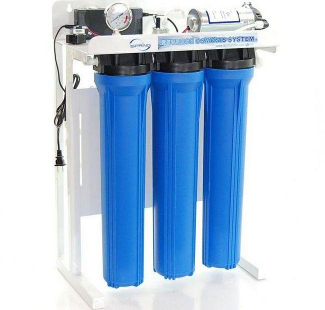 filtre de osmoză inversă pentru apă