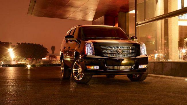 Cadillac Escalade: istoria modelului, fotografie, caracteristici