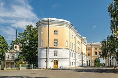 Tsarskoye Selo Lyceum este o școală care a adus culoarea timpului