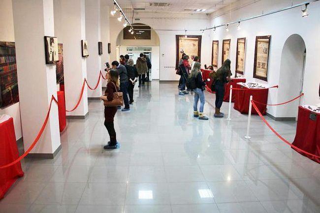 sala de expoziție centrală Perm