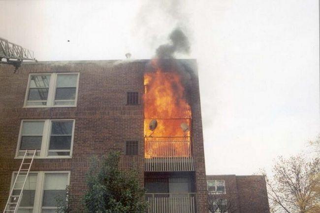 Neglijența omului este cauza focului