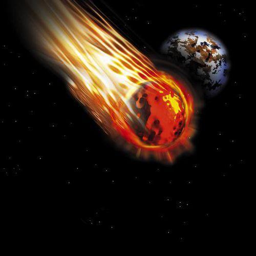 concept de meteor