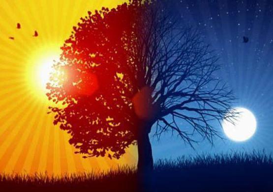 decât luna este diferită de psihologia soarelui