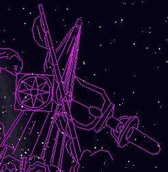 hartă a constelațiilor