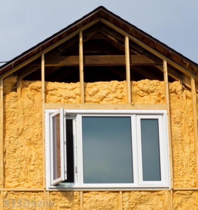 cum să izolați în mod corespunzător casa din exterior