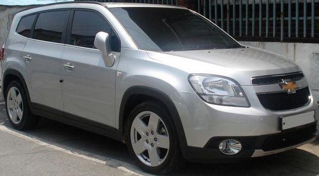 Chevrolet Orlando: clearance-ul la sol este impresionant, motorul este puternic. Minivan sau SUV?
