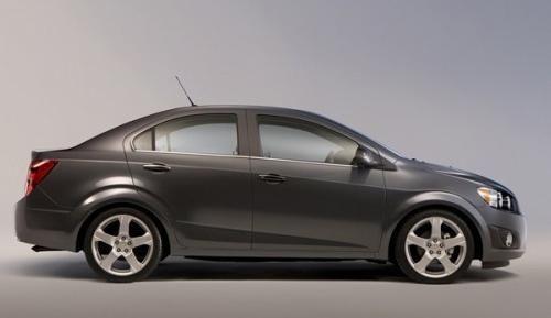 Chevrolet Sonic - o idee nouă despre mașinile americane