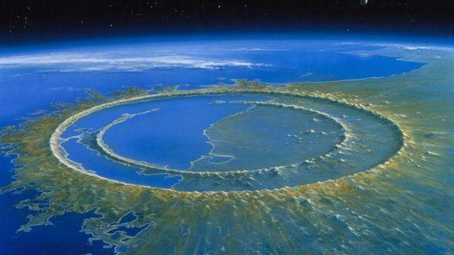 craterul chiksuub