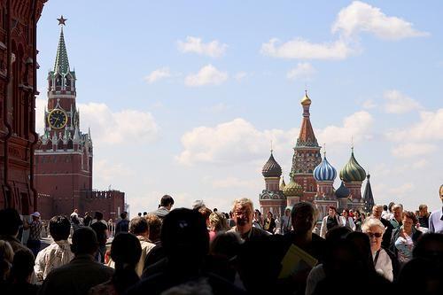 Populația Rusiei. Proiecții pentru viitor