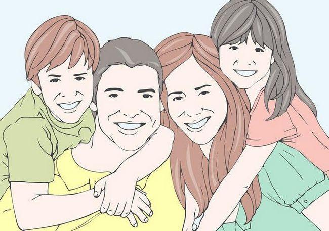 membrii familiei