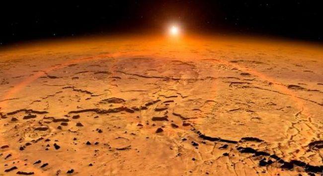 cât mai mult teren decât Marte