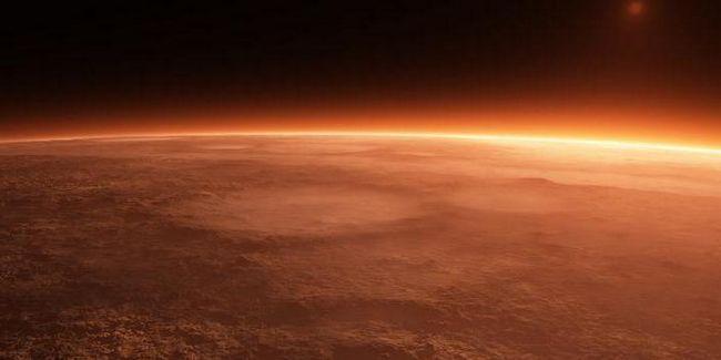 Marte mai mult sau mai puțin teren