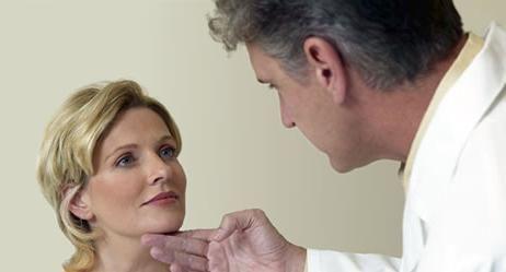 simptome ale nervului facial