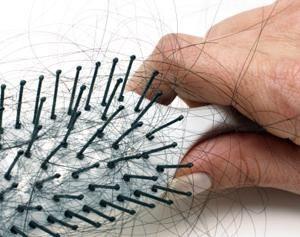 alungirea părului