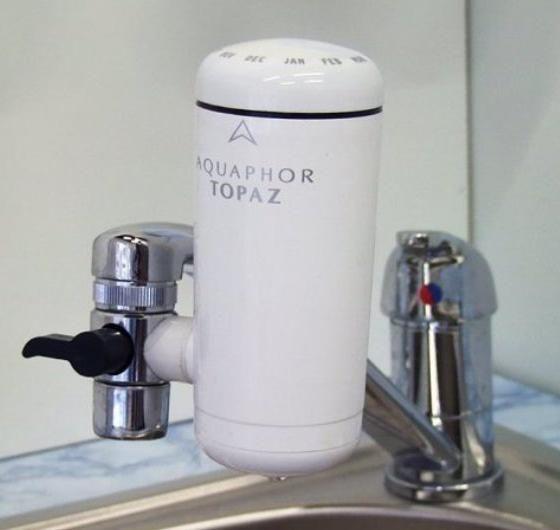 filtre de curgere a apei