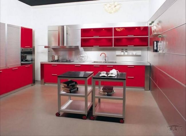 bucătărie din plastic gloss comentarii