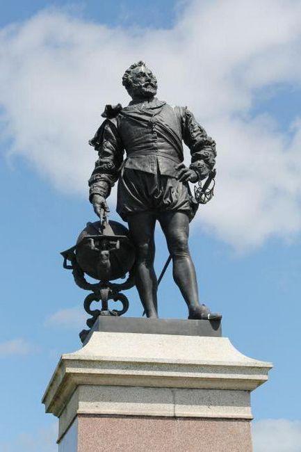 1577 1580 Francis Drake