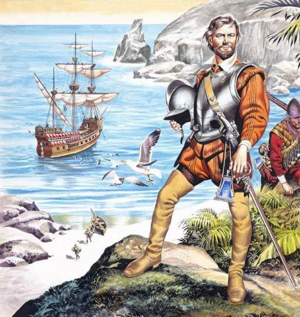 Galleon Francis Drake