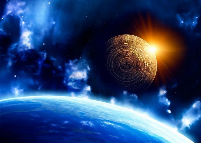 Planeta în spațiu