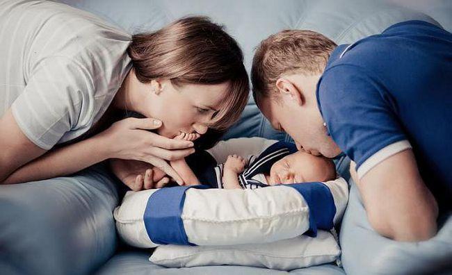 ce să dai pentru nașterea unui fiu