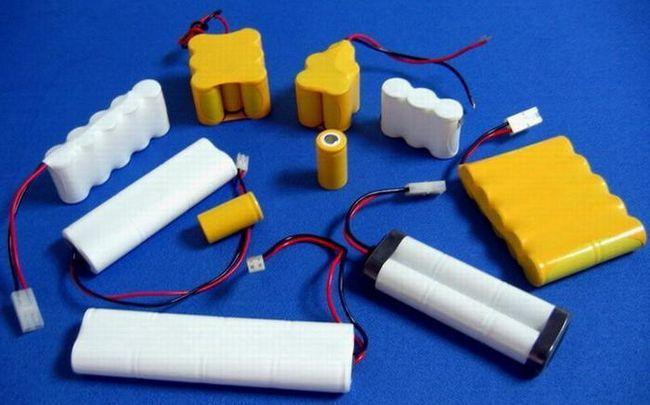 Ce sunt bateriile nichel-cadmiu?