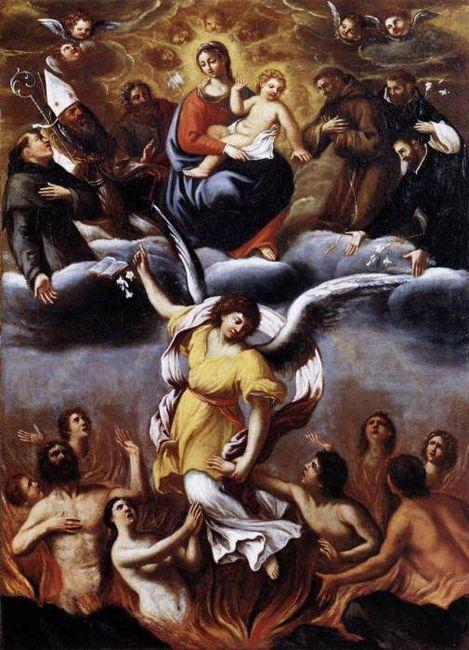 Что такое чистилище в католичестве