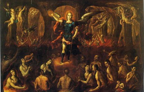 Что такое чистилище ад и рай