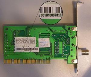 Care este adresa MAC a adaptorului de rețea?