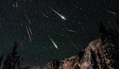 fotografia meteorilor