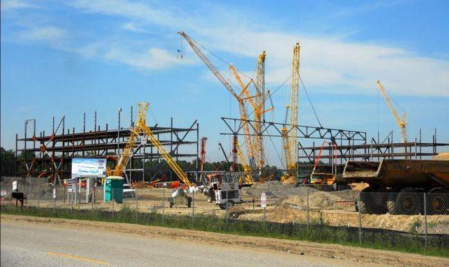 Construcția în definiție