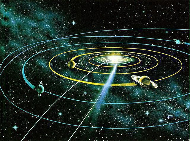 care este orbita planetei geografice