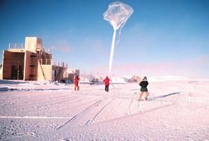 grosimea stratului de ozon