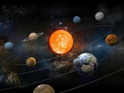 lecție sistem solar