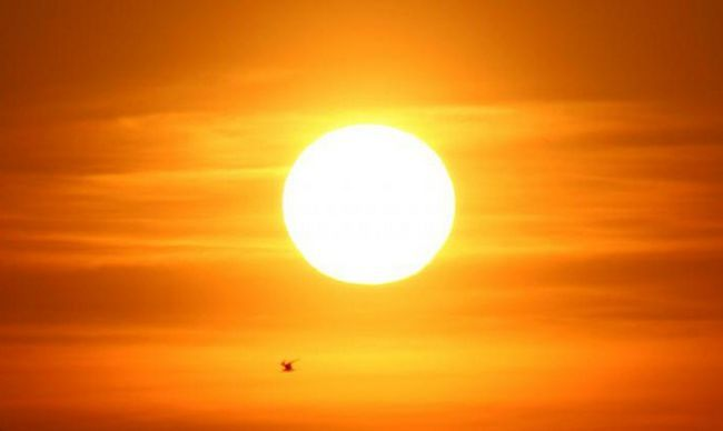 aprinderea solară