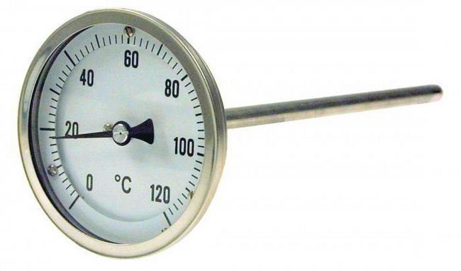 grade de temperatură