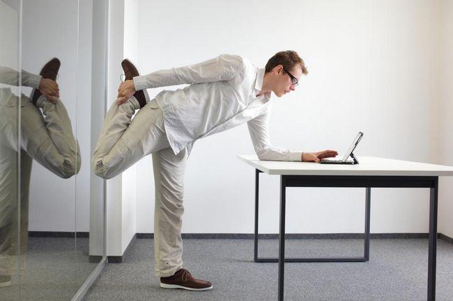 exercițiu la locul de muncă