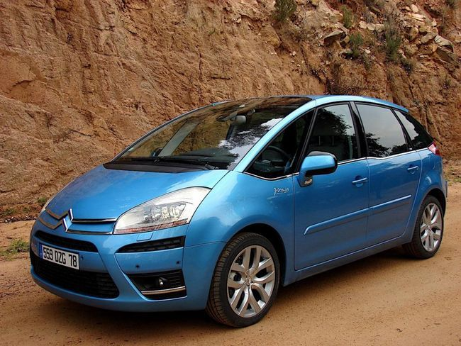 Citroen Grand C4 Picasso: opinie, specificatii, comentarii proprietar